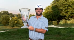 Greyson Sigg wins Albertsons Boise Open presented by Chevron, takes over top spot in Korn Ferry Tour points standings