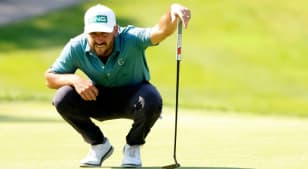Stephan Jaeger, David Lipsky remain tied atop leaderboard at Nationwide Children's Hospital Championship