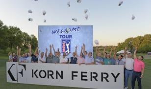 Priority Ranking finalized: The 50 PGA TOUR members via 2020-21 Korn Ferry Tour
