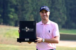 The First Look: THE CJ CUP @ SHADOW CREEK