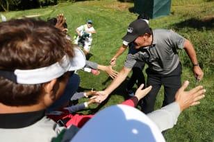 PGA 투어 '슈퍼스타'의 품격…韓 갤러리 응답했다