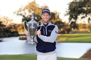 PGA 투어 RSM 클래식 우승 던칸, 세계 랭킹 217계단 '점프'