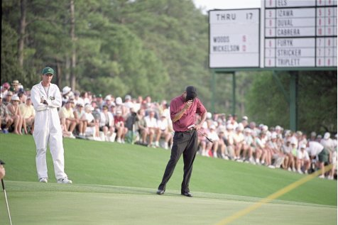 Tiger Woods Chasing 82, Chapter 3: The Tiger Slam