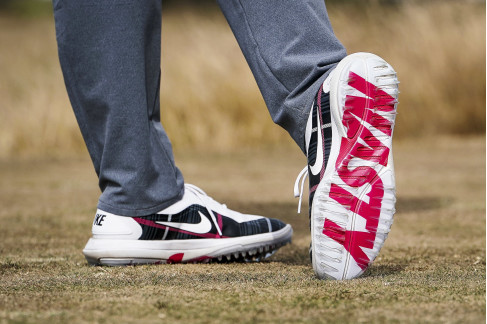 77ad7b2c7dbb9 Nike has excelled at creating a stir at this year s major championships  with limited edition shoes