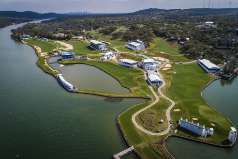 Photos: Austin Country Club Aerials