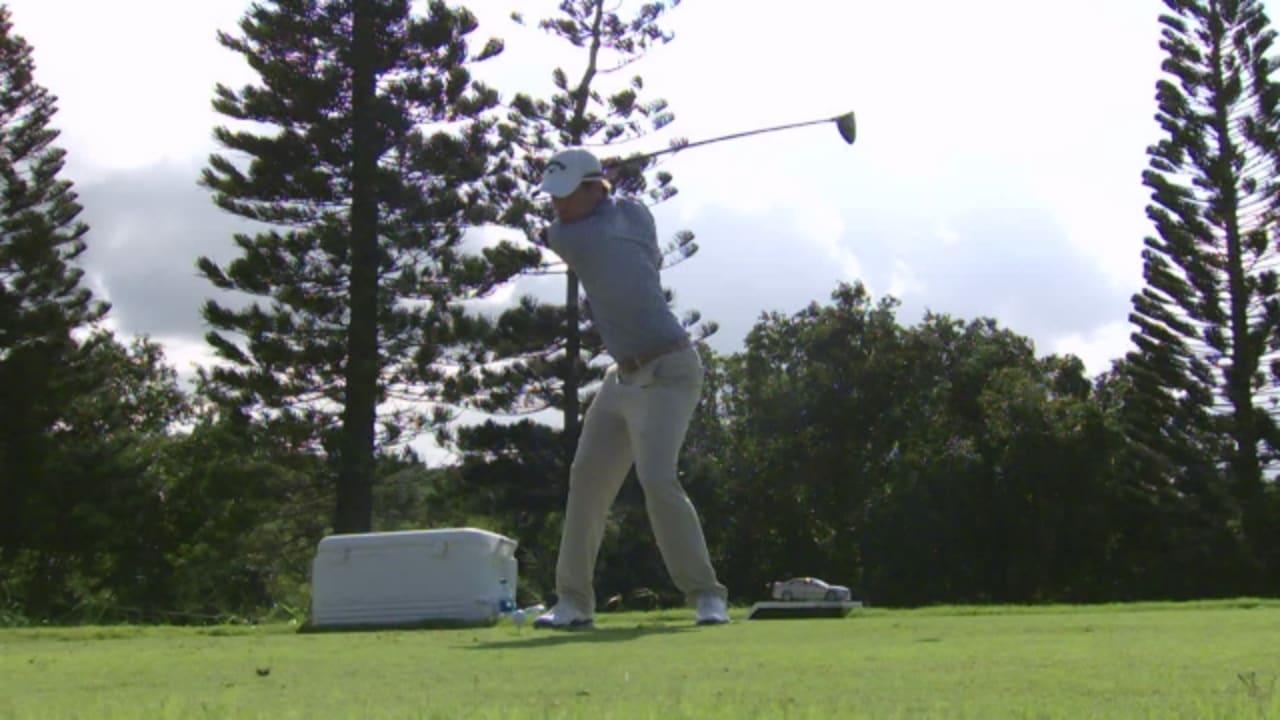 Kevin Kisner swing changes