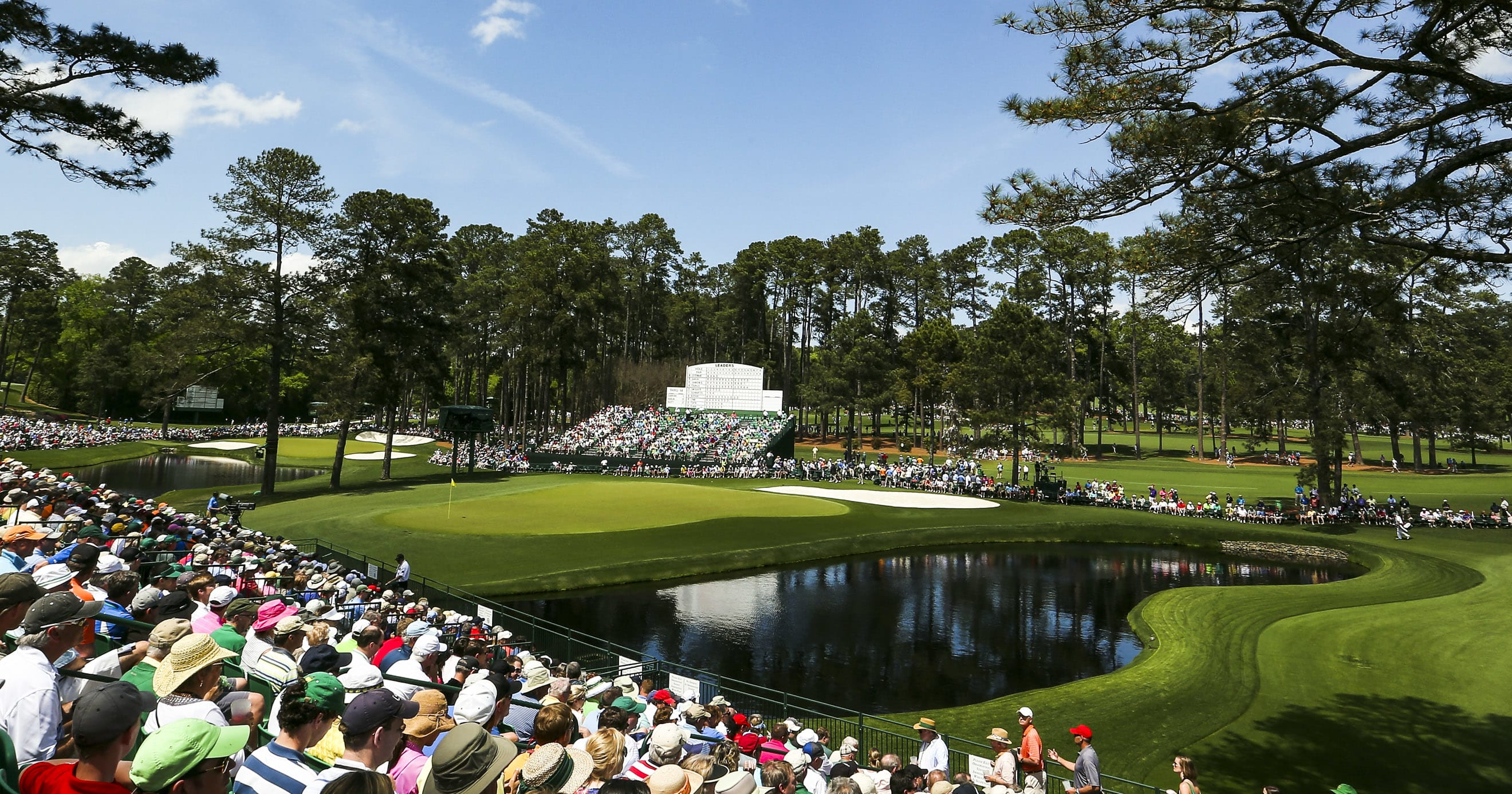 Course Guide: Players break down all 18 holes at Augusta National