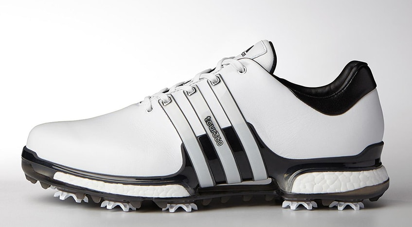 Style Insider: Dustin Johnson's new Adidas TOUR360 shoe