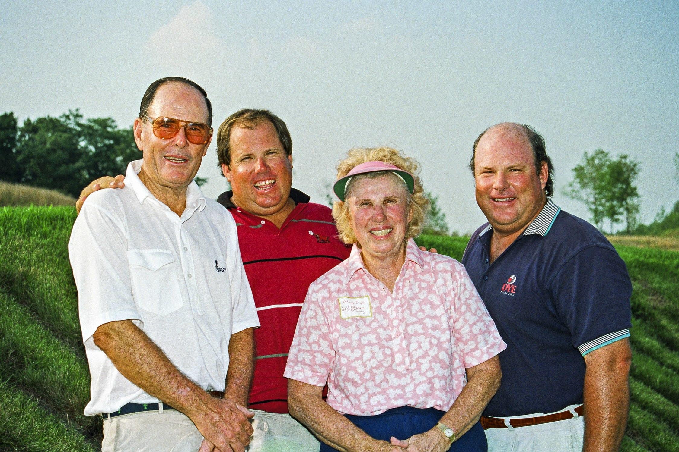 Pete Dye Passes Away At Age 94