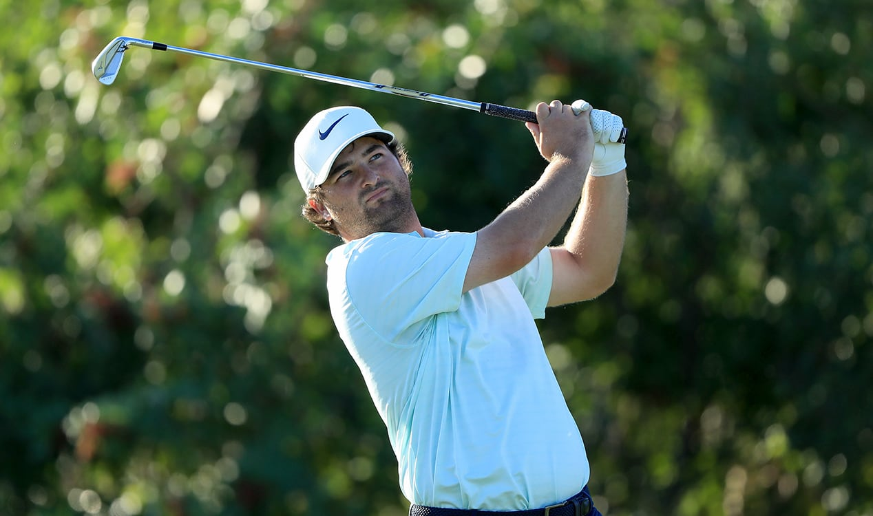 Greyson Sigg embraces opportunity as Korn Ferry Tour rookie